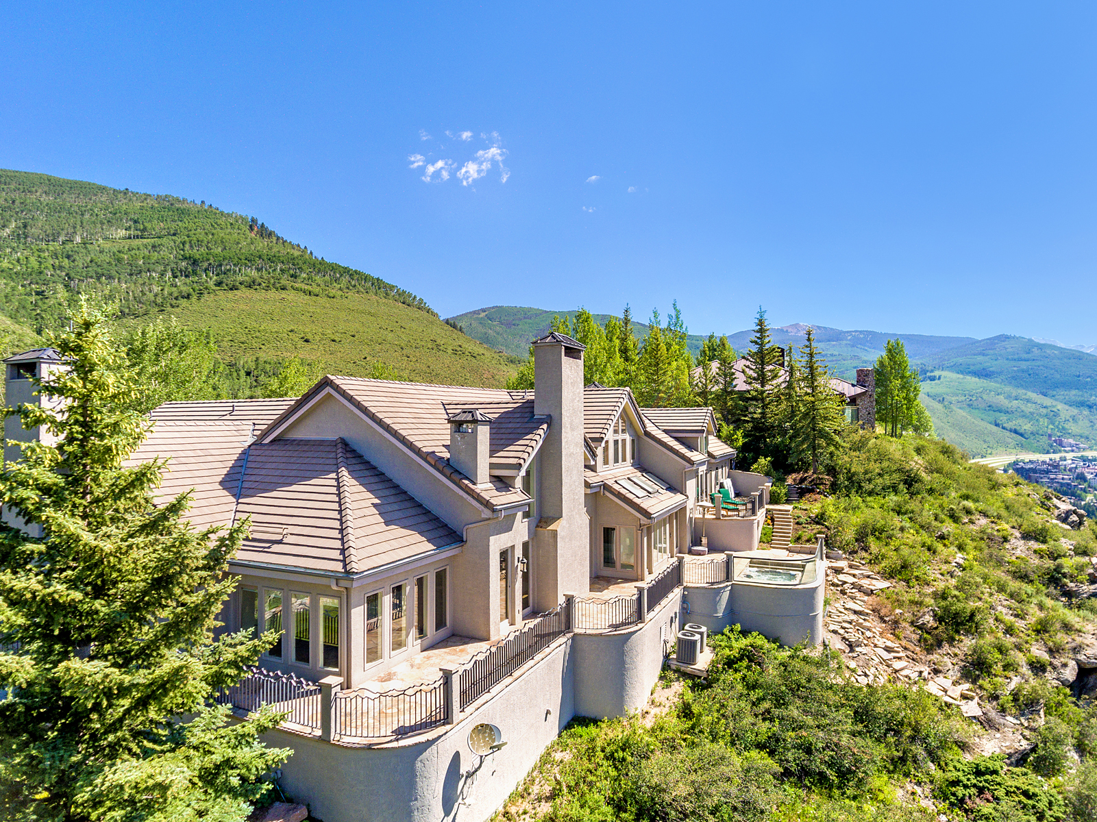 1675 aspen ridge road vail co home for sale by the